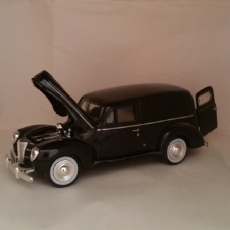 Ford, 1940, Sedan Delivery, Truck