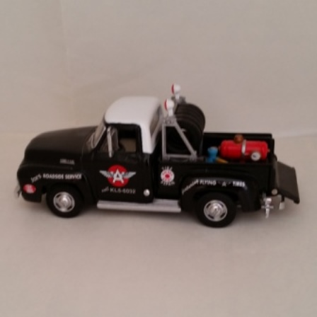 Matchbox, 1953, Ford, F100, Diecast, Service Truck