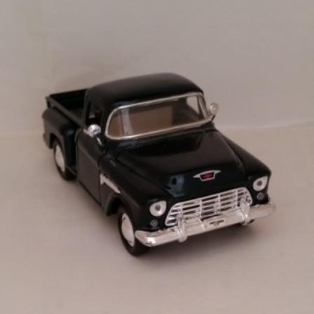 Chevy, Stepside, 1955