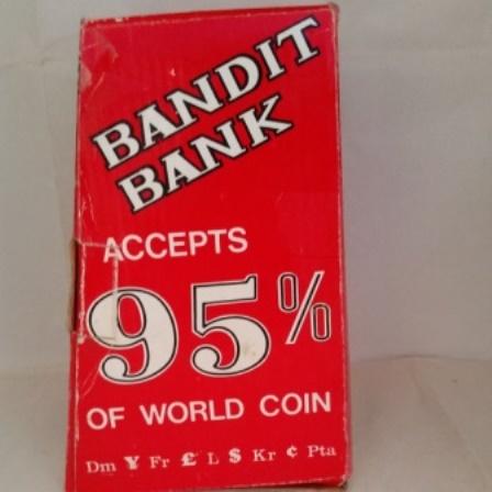 Nevada, Bandit Bank, Slot Machine