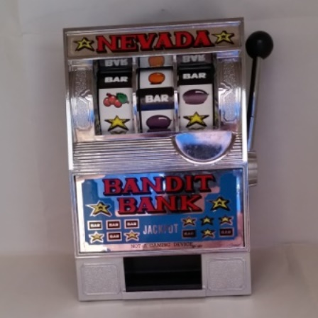 Nevada, Bandit Bank, Slot Machine