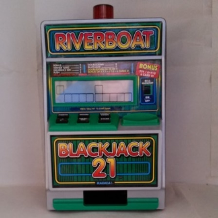 Blackjack, Riverboat, 21, Automatic Jackpot, Savings Bank