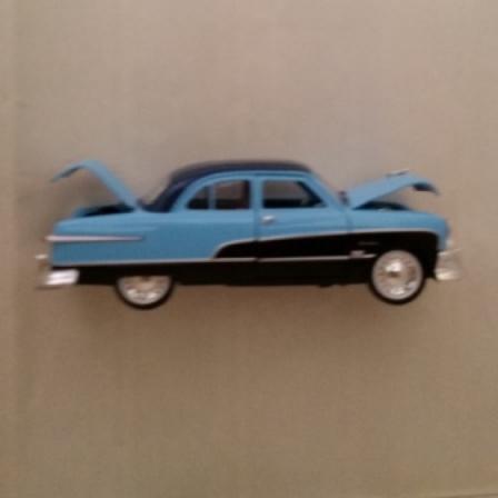 Ford, 1951, Arko, Custom Crestliner, die cast
