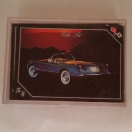 Chevrolet, Collector Cards, Corvette