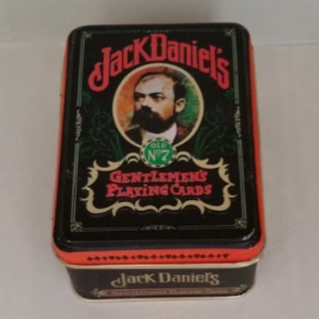 Jack Daniel's, Playing Cards, No. 7