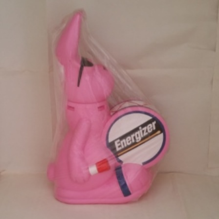 Energizer, Bunny, Pink, Money Bank