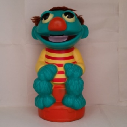 Sesame Street, Money Bank, Ernie, 1977