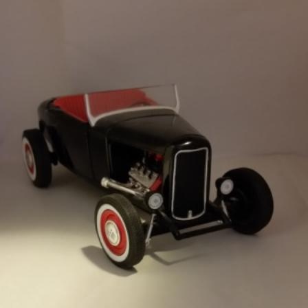 Ertl, Ford, Roadster, 1932