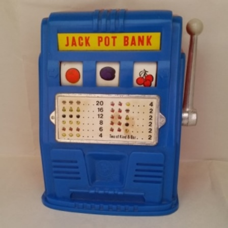 Jackpot Bank, Slot Machine,