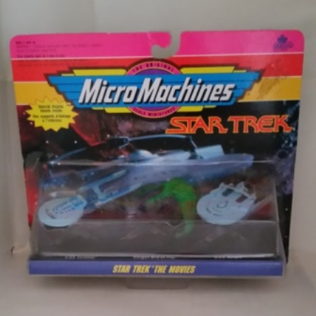 Star Trek, Micro Machines, Collector Set #2
