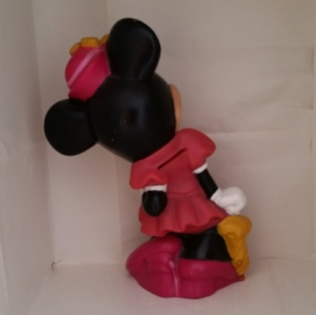 Walt Disney, Money Bank, Minnie Mouse