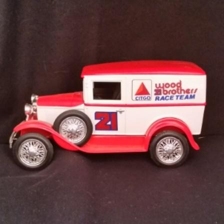 Liberty Classic, Model A, Van, Bank