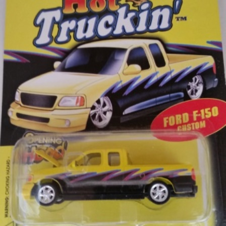 Revell, Die-Cast, Replica, Ford, F150