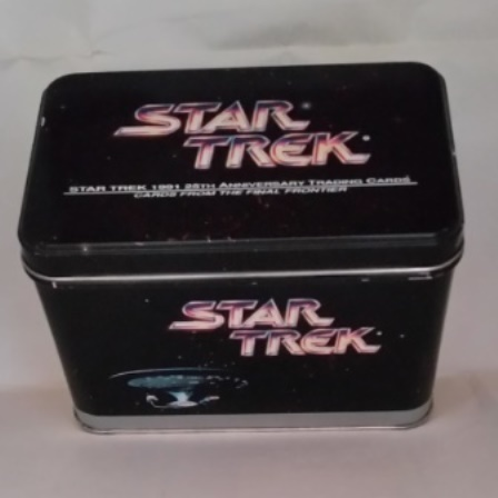 Star Trek, Trading Cards, 1991, 25th Anniversary