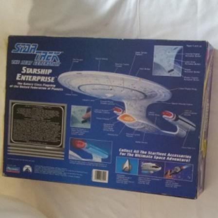 Star Trek, Starship Enterprise, Next Generation