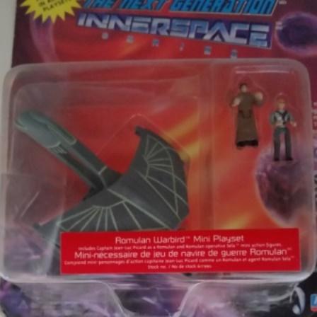 Star Trek, Innerspace, Warbird, Ship