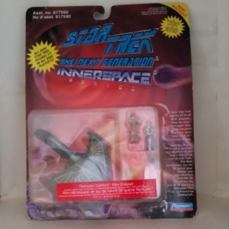 Star Trek, Innerspace, Warbird, Ship, Romulan