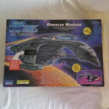 Star Trek, Warbird, Romulan, Playmate