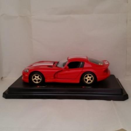 Dodge, Viper, Diecast, Original Box