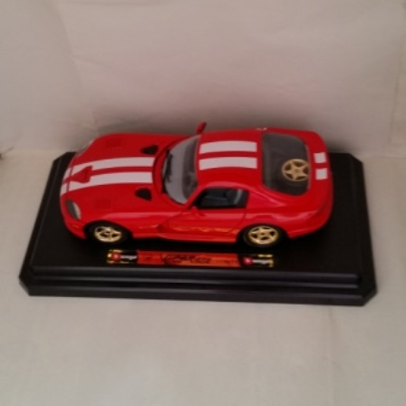 Dodge, Viper, Diecast, Original Box