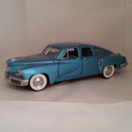 Tucker, Franklin Mint, 1948, Diecast