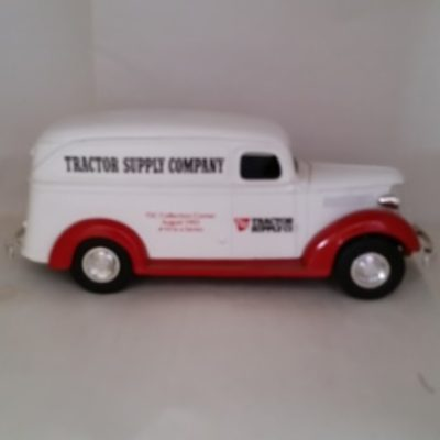 Ertl, Chevrolet, Delivery Van, Tractor Supply Col
