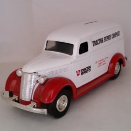 Ertl, Delivery Van, Chev, Diecast