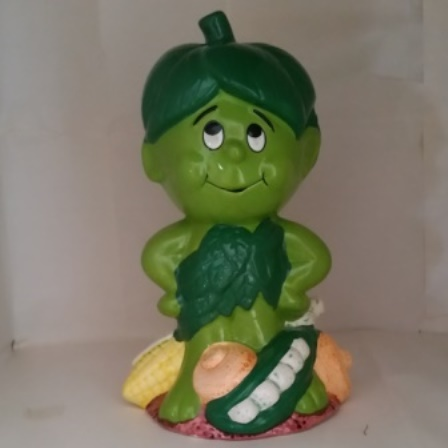 Little Green Sprout, Green Giant, Money Bank, Musical