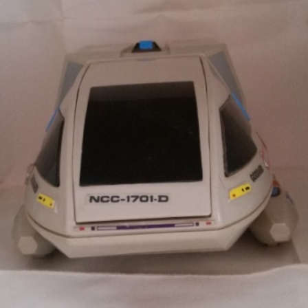 Star Trek, Shuttlecraft, Enterprise, NCC-1701-D