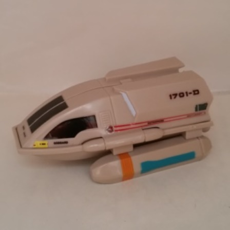 Star Trek, Tiny Shuttlecraft, Enterprise