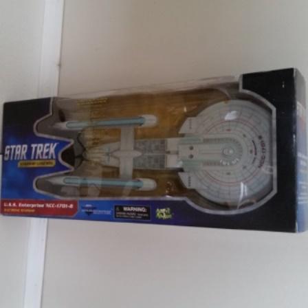 Star Trek, USS Enterprise, Starship Legends, Electronic