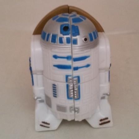 Star Wars, Rubik's, R2D2, C3PO