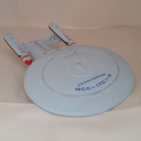 Star Trek, Enterprise, Diecast, Two part