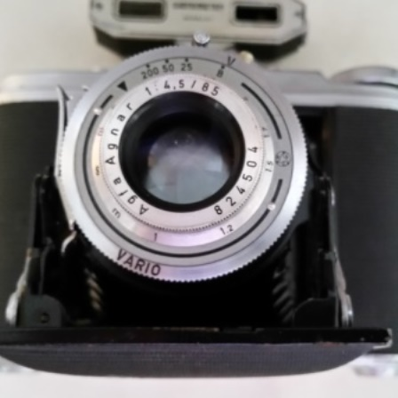 Agfa, Isolette, Watameter, Camera