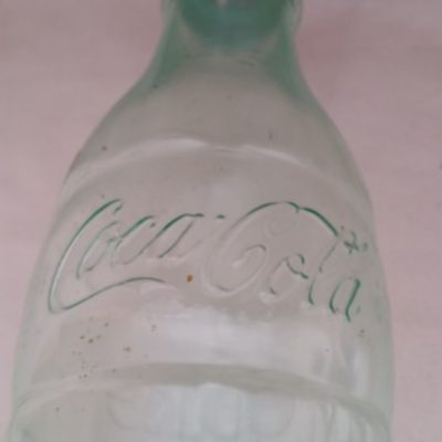 Coca Cola, Bottle, Bank, plastic