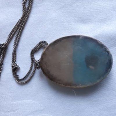 Afghan, Silver, Pendant