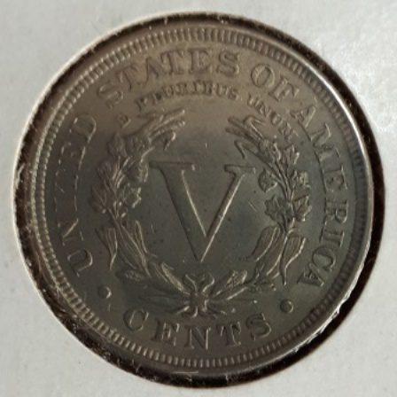 Liberty, Five cent, 1899, US