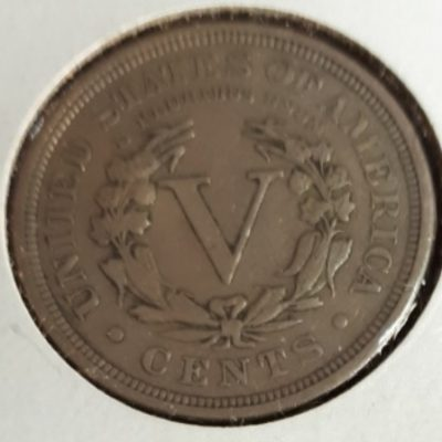 Liberty, Five cent, 1903, US