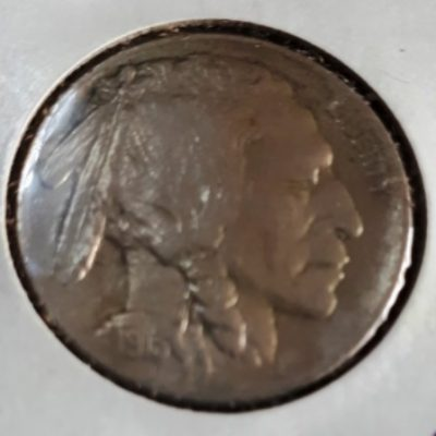 Buffalo, Nickel, 1913, US