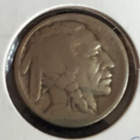 Buffalo, Nickel, 1914S, US