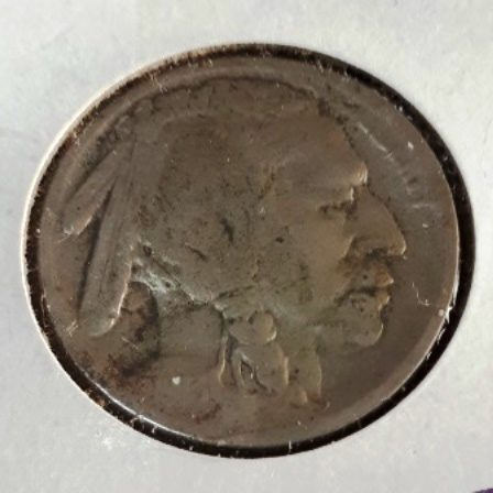 Buffalo, Nickel, 1915S, US