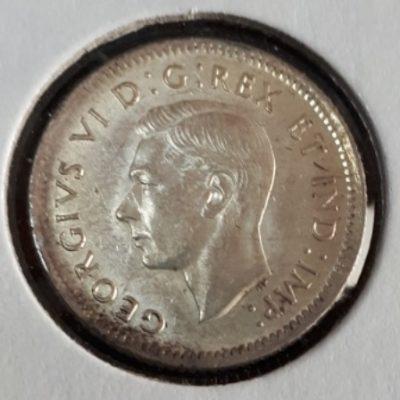 Silver, Dime, 1938