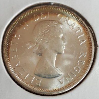 Silver, Quarter, 1960