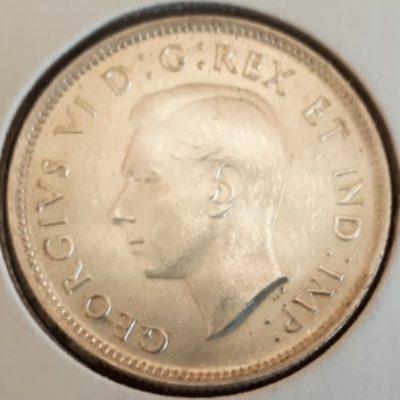 Silver, Quarter, 1942
