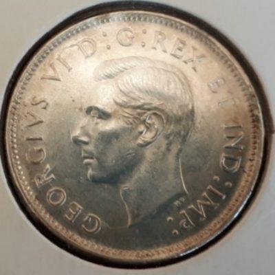 Silver, Quarter, 1944