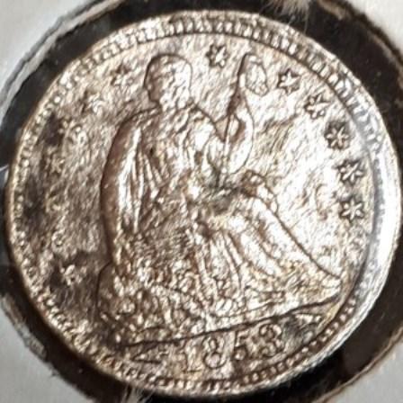 US, Half Dime, Silver, 1853