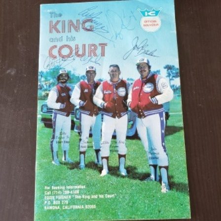 King's Court Front Cover