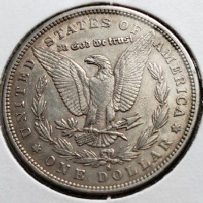1879S US Silver Dollar